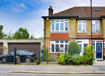 Thumbnail 3 bed end terrace house for sale in First Avenue, Enfield