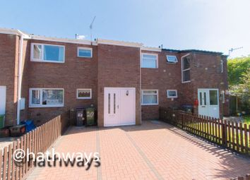 Thumbnail 3 bed terraced house for sale in Snowdon Court, Croesyceiliog, Cwmbran
