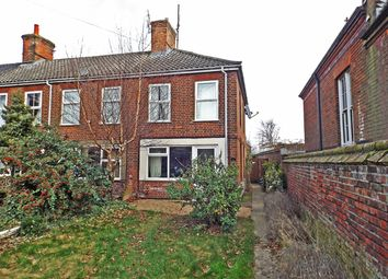 Thumbnail 2 bedroom end terrace house for sale in Aylsham Road, Norwich