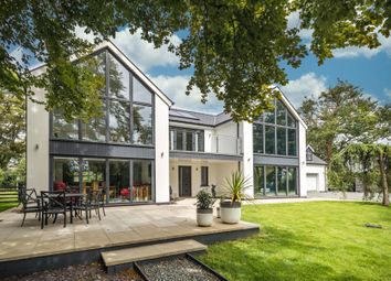 Thumbnail 5 bed detached house for sale in Crundale, Haverfordwest