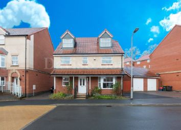 Thumbnail 5 bed detached house for sale in Ash Tree View, Allt-Yr-Yn, Newport.