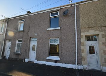 Thumbnail 2 bedroom terraced house for sale in Sylvia Terrace, Brynhyfryd, Swansea