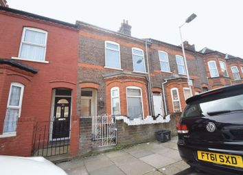 Thumbnail 6 bed terraced house to rent in Belmont Road, Luton