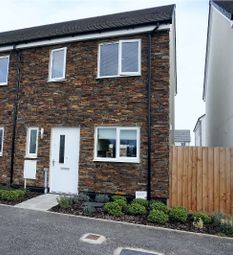 Thumbnail 2 bed end terrace house for sale in Chapel Green, Truro