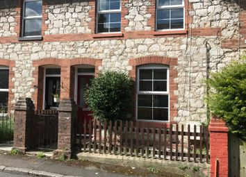 Thumbnail 2 bed terraced house to rent in Waltham Road, Newton Abbot