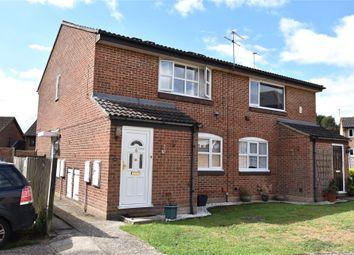 Thumbnail 1 bed maisonette to rent in Shrivenham Close, College Town, Sandhurst, Berkshire