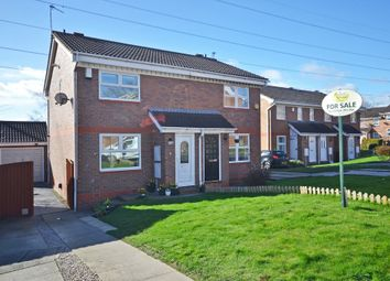 Thumbnail 3 bedroom semi-detached house for sale in Belfry Court, Outwood, Wakefield