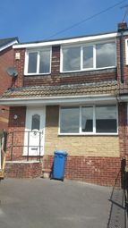 Thumbnail 3 bed semi-detached house to rent in Drover Close, High Green, Sheffield