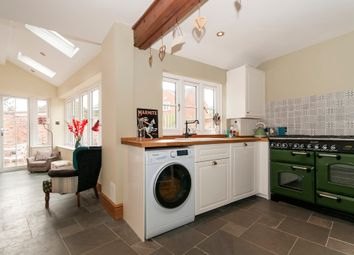 Thumbnail 4 bedroom end terrace house for sale in Dovecote, Castle Donington, Derby