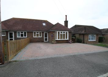 Thumbnail 3 bed semi-detached bungalow to rent in Danecourt Close, Bexhill-On-Sea