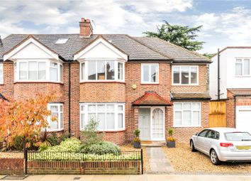 Thumbnail 5 bed semi-detached house for sale in Coval Gardens, East Sheen