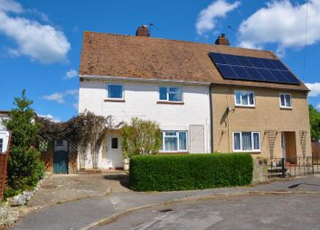 Thumbnail 3 bed semi-detached house for sale in Old Down Road, Andover