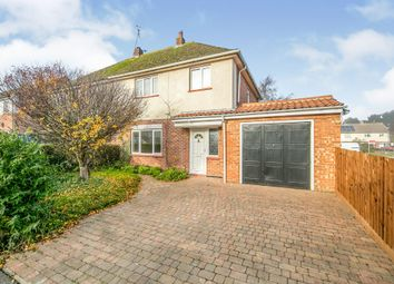 3 bed semi-detached house for sale in Great Harlings, Shotley Gate, Ipswich IP9
