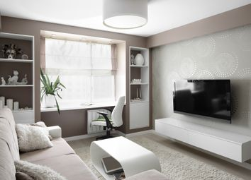 Thumbnail 2 bed flat for sale in 62 O'connell Road, Liverpool