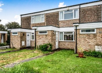 Thumbnail 3 bed terraced house to rent in Morgans Close, Wilstead, Bedfordshire