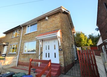Thumbnail 2 bed semi-detached house for sale in Lilac Crescent, Edlington, Doncaster