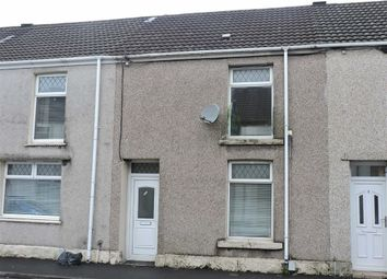 Thumbnail 3 bed terraced house for sale in Gwalia Terrace, Gorseinon, Swansea