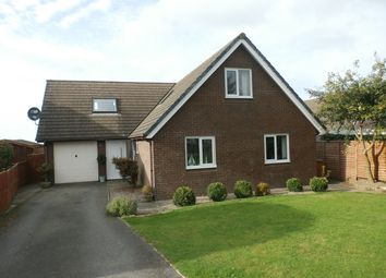 Thumbnail 4 bed detached bungalow for sale in Haulfan, Ffosyffin
