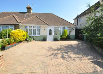 Thumbnail 2 bed semi-detached bungalow for sale in St James Crescent, Bexhill-On-Sea