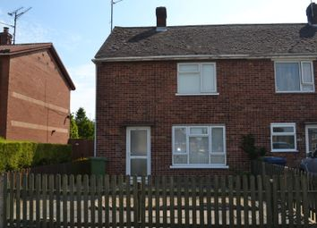 Thumbnail 2 bedroom end terrace house to rent in Edinburgh Drive, Wisbech