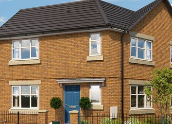 Thumbnail 1 bedroom semi-detached house for sale in Briars Walk, Cannock