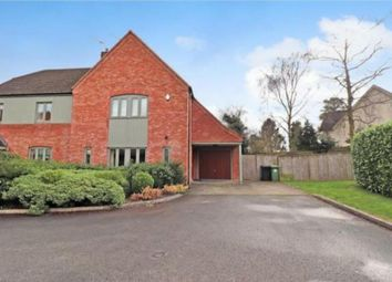 Thumbnail 3 bed semi-detached house for sale in Hawkes Hill Close, Norton Lindsey, Warwick