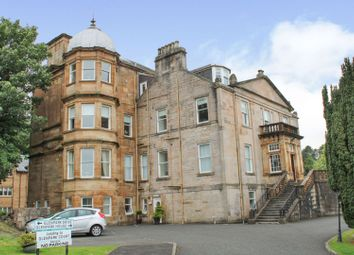Thumbnail 3 bed flat for sale in Glenpark Drive, Port Glasgow