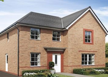 "Thumbnail 4 bedroom detached house for sale in ""Radleigh"" at St. Benedicts Way, Ryhope, Sunderland"