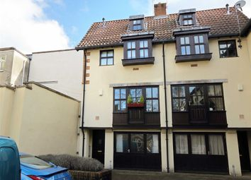 Thumbnail 3 bedroom end terrace house for sale in Bear Yard Mews, Hotwells, Bristol
