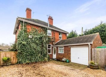 Thumbnail 4 bedroom detached house for sale in Witham Road, Woodhall Spa, Lincolnshire