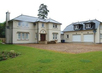 Thumbnail 5 bed detached house to rent in Mar Hall Avenue, Bishopton