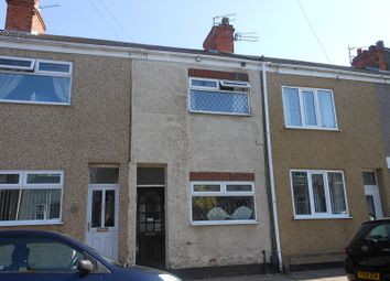3 bed terraced house for sale in Donnington Street, Grimsby DN31