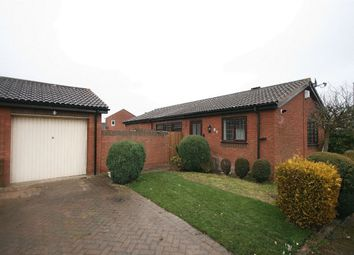 Thumbnail 2 bed detached bungalow for sale in Banbury Close, West Hunsbury, Northampton