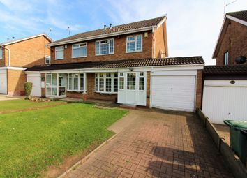 Thumbnail 3 bed semi-detached house for sale in Stroud Avenue, Willenhall