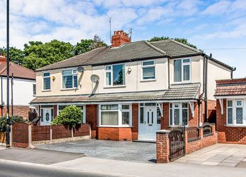 Thumbnail 4 bed semi-detached house for sale in Park Road, Timperley, Altrincham