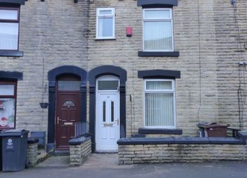 Thumbnail 3 bed terraced house to rent in Queen Street, Shaw, Oldham