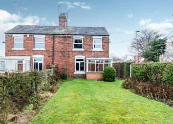 Thumbnail 3 bed semi-detached house to rent in The Green, Yarnfield, Stone