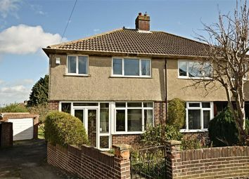 Thumbnail 3 bedroom semi-detached house for sale in Sycamore Road, Botley, Oxford
