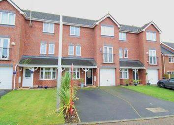 Thumbnail 3 bed terraced house for sale in Sheldon Drive, Macclesfield