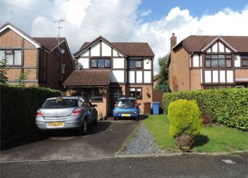 Thumbnail 3 bed detached house for sale in Launceston Road, Radcliffe, Manchester
