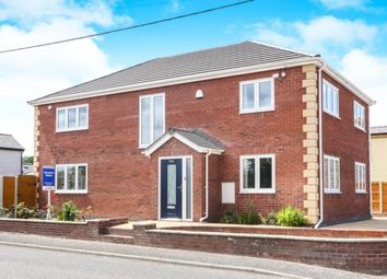 Thumbnail 4 bedroom detached house for sale in Cae Blodau, The Green, Denbigh, Denbighshire