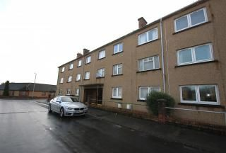 Thumbnail 2 bed flat to rent in Alfred Street, Dunoon, Argyll And Bute