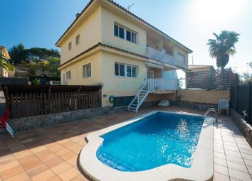 Thumbnail 4 bed terraced house for sale in Torrevella Street, Caldes D'estrac, Maresme, Spain