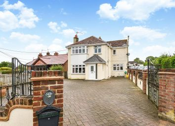 Thumbnail 4 bed detached house for sale in Biddesden Lane, Ludgershall, Andover