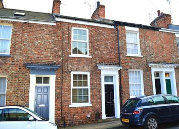 Thumbnail 2 bed terraced house to rent in The Courtyard, St. Martins Lane, York