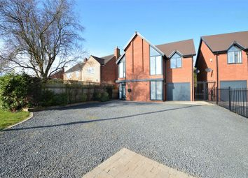 Thumbnail 4 bed detached house for sale in Haye Lane, Mappleborough Green, Studley
