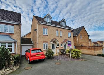 Thumbnail 3 bed semi-detached house for sale in Goodheart Way, Thorpe Astley, Leicester