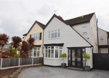Thumbnail 4 bed property for sale in Western Road, Leigh-On-Sea, Essex
