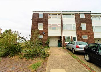 Thumbnail 4 bed end terrace house for sale in Caburn Heights, Crawley, West Sussex.