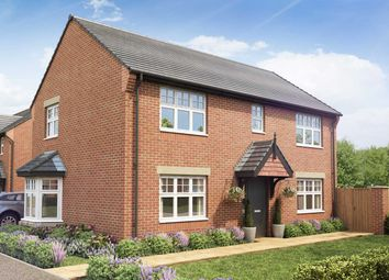 "Thumbnail 4 bed detached house for sale in ""The Thames"" at Hill Road South, Penwortham, Lancashire, Penwortham"